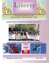 Eritrea Liberty Magazine Issue No. 35