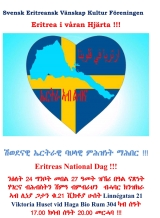 Eritreas National Dag !!!