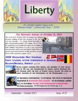 EPDP Liberty Magazine Issue #47