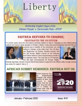Eritrea Liberty Magazine Issue No. 61