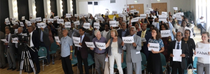 Eritrea Festival 2019 in Frankfurt Conducted  Colourfully; Addressed by Prominent Figures