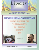 Eritrea Liberty Magazine Issue #67