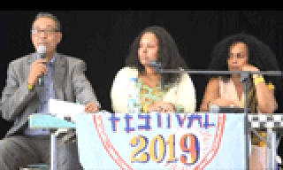 Speech at Frankfurt Festival 2019 by Adiam Haile Rufael