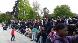 Eritreans and Ethiopians Joined by Friends for Silent Demo in Geneva to Mourn Victims of Drowning and Beheading in Libya