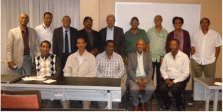 EPDP Chairman Holds Discussion With Eritrean Compatriots in San Diego, USA