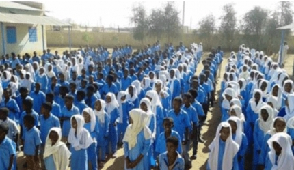 Wad Sherifey Refugee School Starts  36th Academic Year with 686 Students